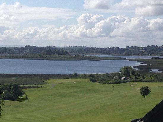 Glasson Country House Hotel & Golf Club : The view