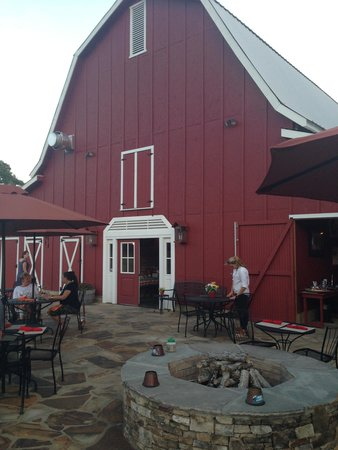 The Red Barn Cafe