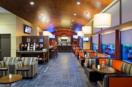Hampton Inn Philadelphia Center City - Convention Center : Lounge