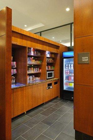 Hampton Inn Philadelphia Center City - Convention Center: Snack Shop