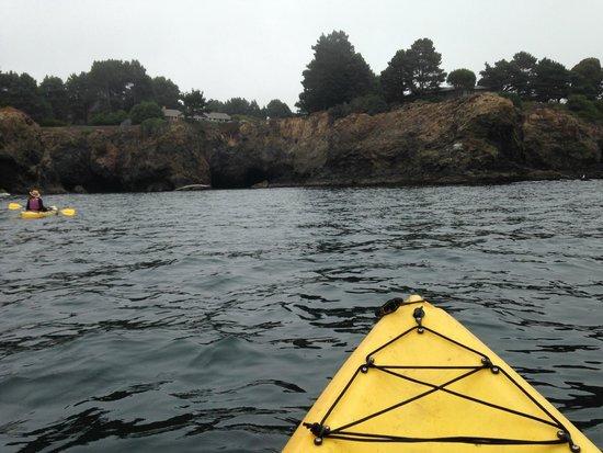 Kayak Mendocino