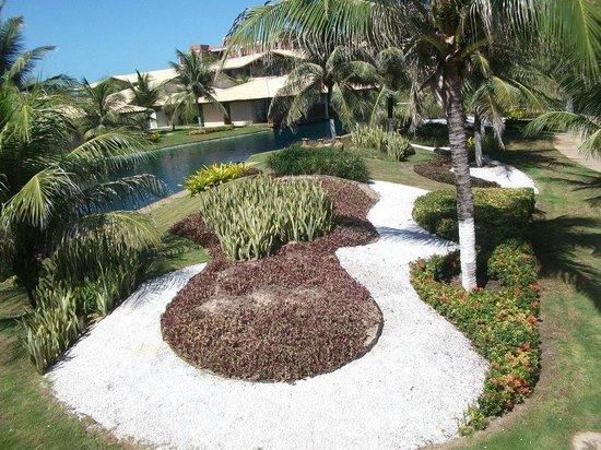 Dom Pedro Laguna : Jardins