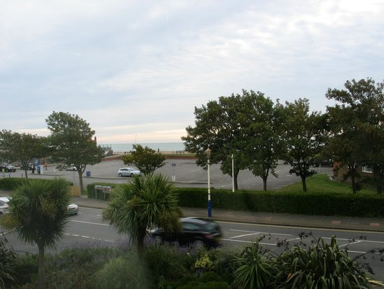 Beamsley Lodge: View from room