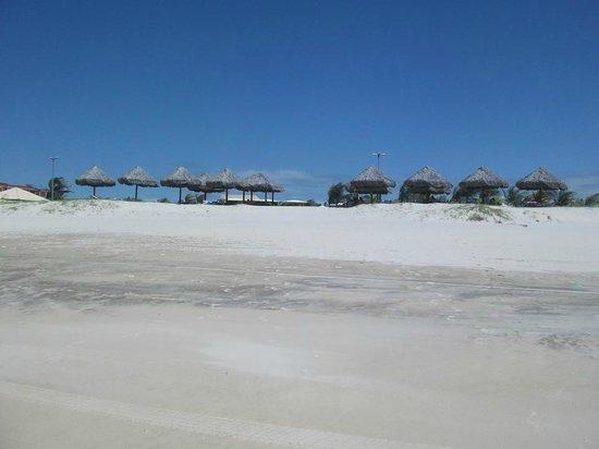 Dom Pedro Laguna : Praia
