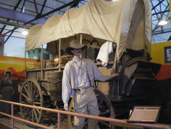 Arizona Route 66 Museum: Musee R66