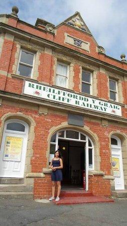 Aberystwyth Cliff Railway: ingressos