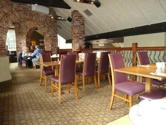 Premier Inn Lowestoft Hotel: Foxburrow upper floor