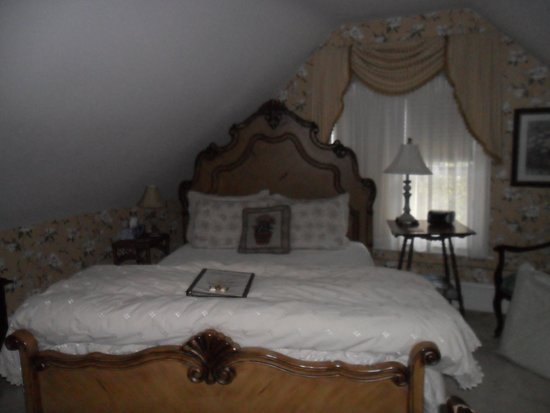 Secret Garden Bed & Breakfast Inn: Retreat