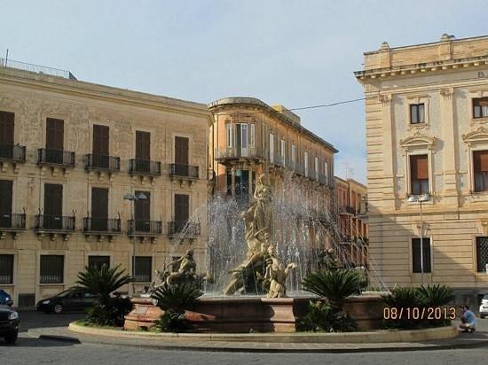 Fountain of Diana: фонтан Дианы