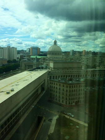 Sheraton Boston Hotel : View from 1462