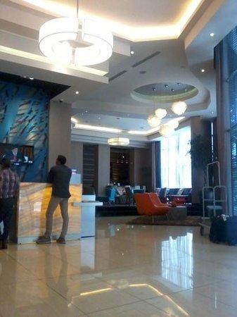 Novotel Panama City : lobby