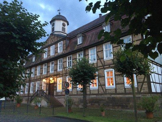 Welcome Hotel Bad Arolsen: Restaurantbereich