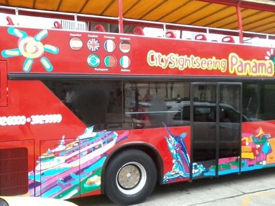 Novotel Panama City : bus