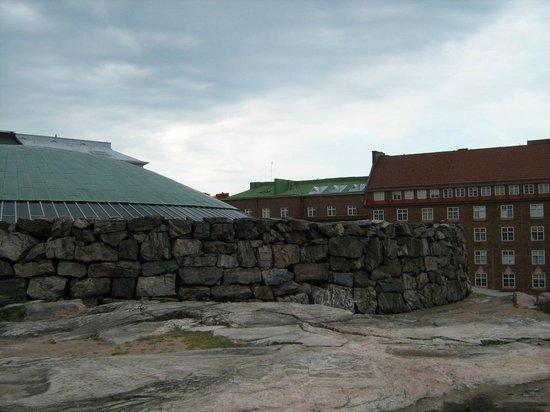 Temppeliaukio-Kirche: 1