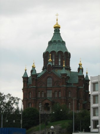 Cathédrale Ouspenski : 1