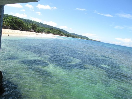 Treasures of Bolinao Beach Resort: View