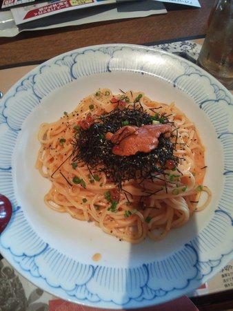 Kamakura Pasta Mino Visola