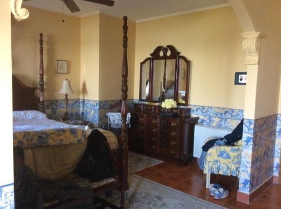 Villa Trasimeno : camera