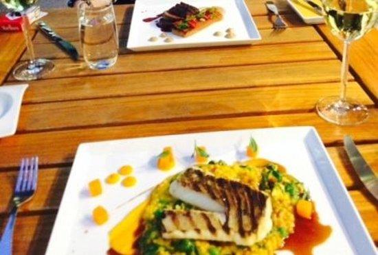 Havis: Creative Way of serving fish :)