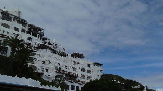 Club Hotel Casapueblo: Hotel