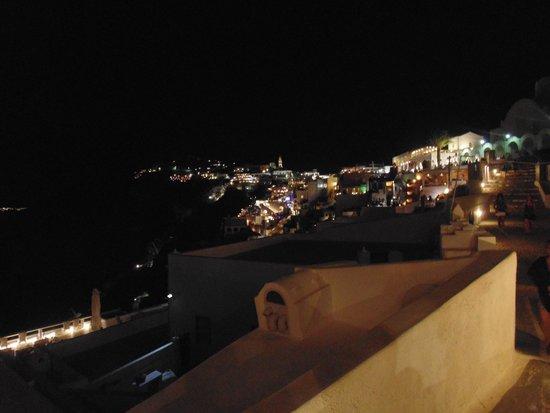 Naoussa Tavern: vista