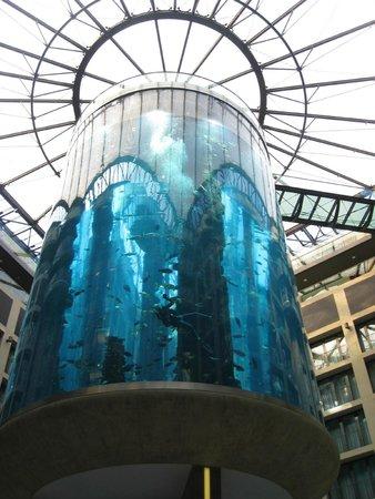 Radisson Blu Hotel, Berlin: The Hotel Lobby