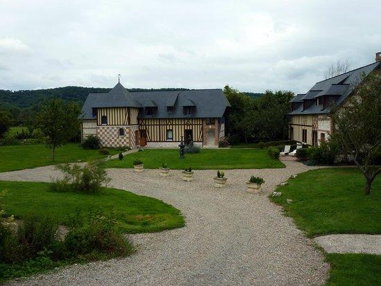 Le Clos des Fontaines : L'hôtel