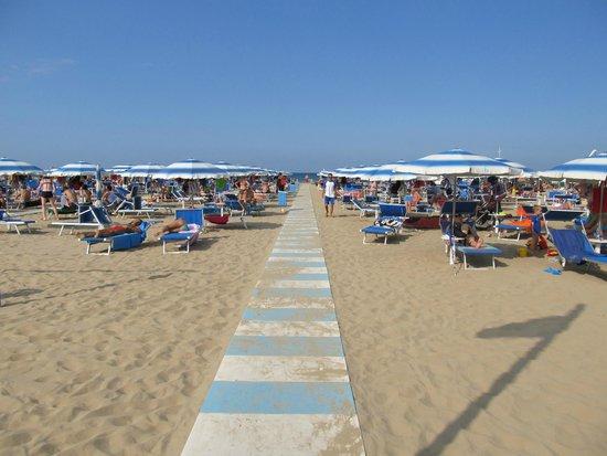 Hotel Touring: Пляж