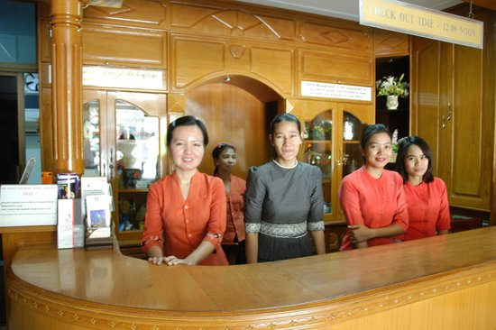 Silver Star Hotel: Five 'stars'....!