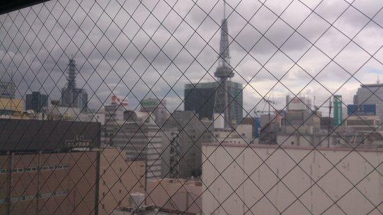 Tokyo Daiichi Hotel Nishiki: 部屋からの景色