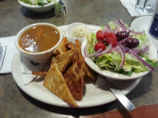 olgas kitchen incorporated soup salad and snackers at olgas at franklin park mall - Olgas Kitchen