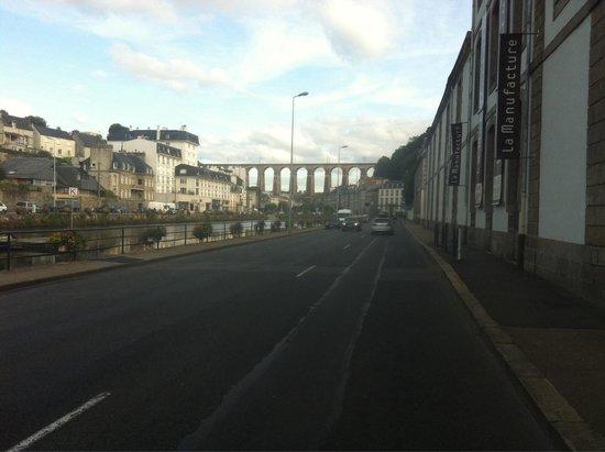 Viaduct: La viaduc de Morlaix