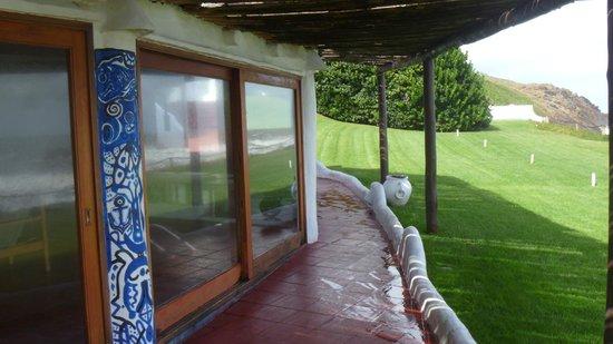 Club Hotel Casapueblo: Gimnasio y sauna