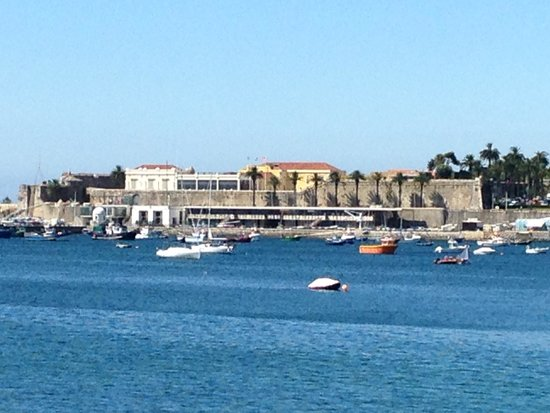 Pestana Cidadela Cascais : The Fort that includes the hotel