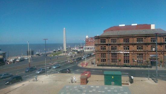 Ibis Styles Blackpool : View
