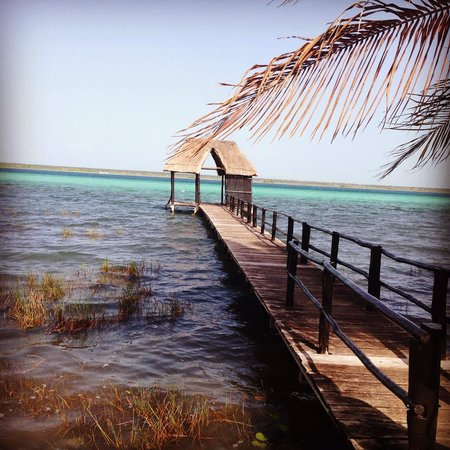 Casita Carolina: Laguna Bacalar