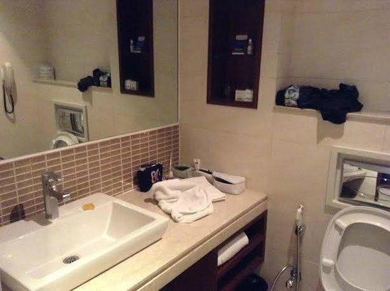 Park Inn Gurgaon: salle de bains
