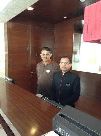Park Inn Gurgaon: reception