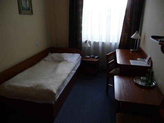 Hit Hotel: Enkelrum