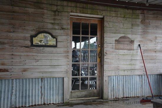 Entrance To T-Boys Cajun Grill