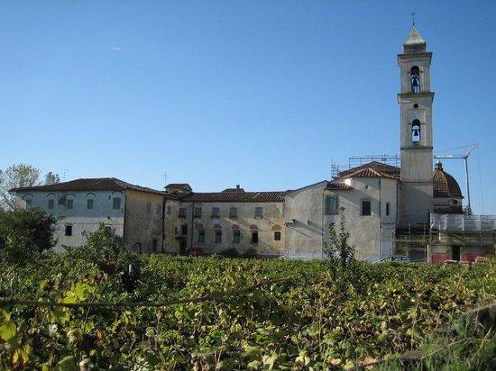 אמפולי, איטליה: Convento e chiesa di Santa Maria a Ripa