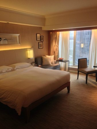 Grand Hyatt Beijing: Bedroom