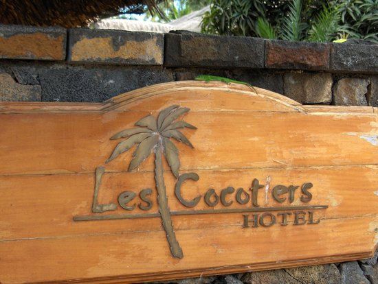 Cocotiers Seaside Boutik Hotel: l'entrée de l'hôtel