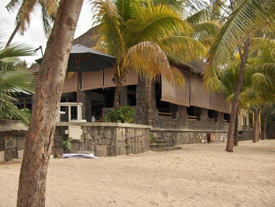 Cocotiers Seaside Boutik hotel : le restaurant de l'hôtel