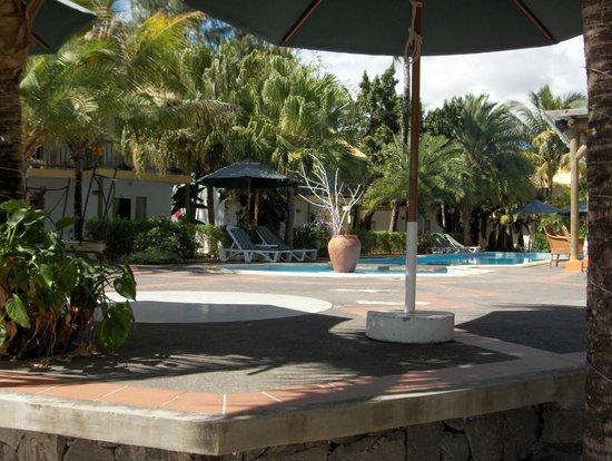 Cocotiers Seaside Boutik hotel : vue générale de l'hôtel