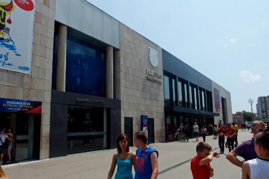 Photo of Camp Nou taken with TripAdvisor City Guides