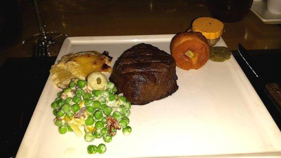 Seafire Steakhouse : Superb steak