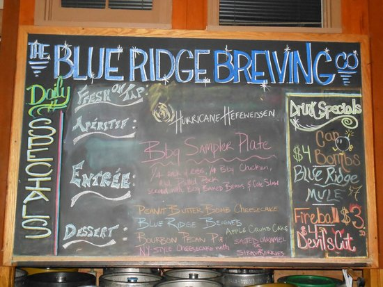 Hampton Inn & Suites Greenville - Downtown - Riverplace : Blue Ridge Brewing Co.