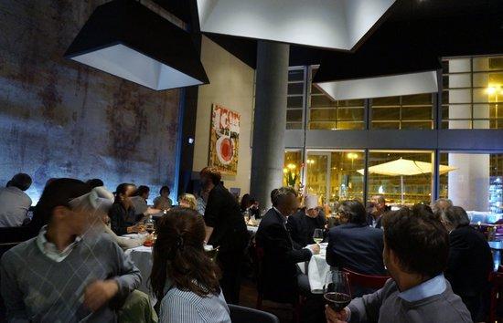 Il Santa Bistro' Moderno: La festa di compleanno