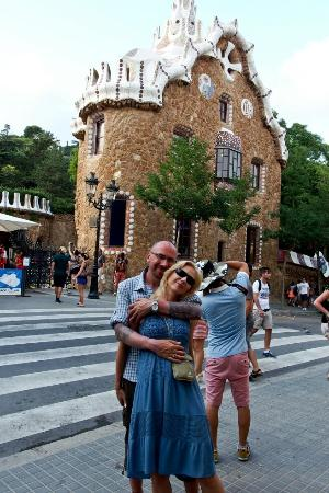 Parc Güell : Photo of Guell Park taken with TripAdvisor City Guides